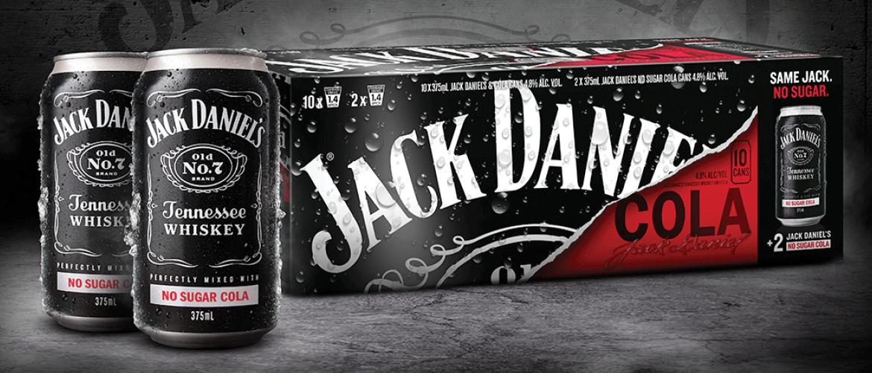 Jack Daniel's & Cola