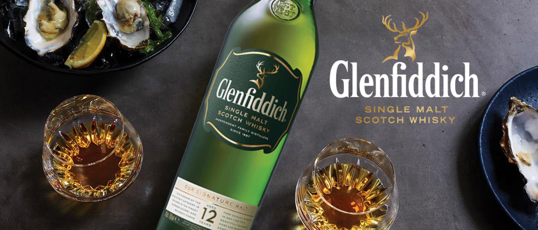 Glenfiddich 12yo Single Malt Scotch