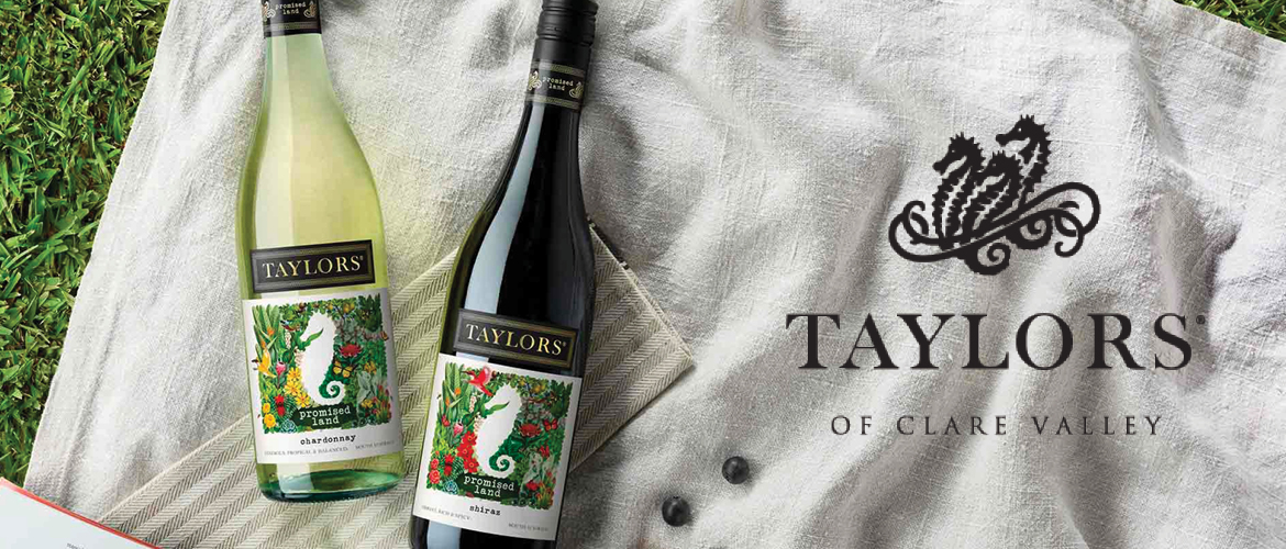 Taylor's Promised land wines