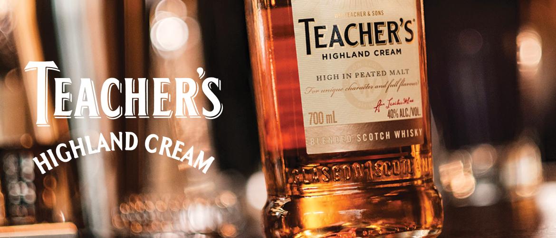 Teachers Highland Cream Scotch