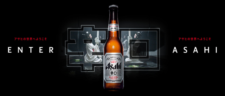 Asahi Japanese Beer
