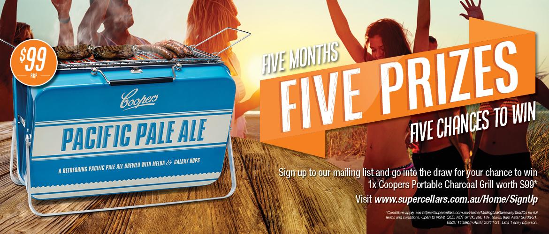 Triple 5 Promo